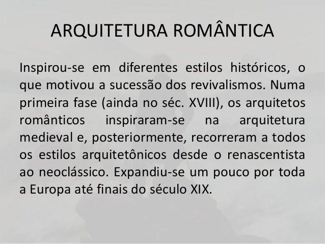 O ROMANTISMO NO BRASILEm nossa terra, inicia-se em 1836 com a publicação,na França, da Nictheroy - Revista Brasiliense, po...