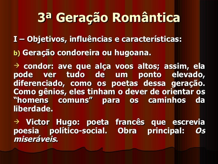 Romantismo brasileiro 3a_geracao Slide 2