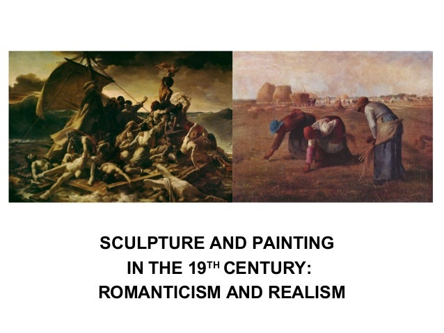how does realism differ from romanticism
