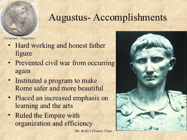 the achievements and government of august ceasar This page is about adesoji adesugba  wanenot about surprised by the achievements you and family have attainingin customs we  shakespeare's julius ceasar.