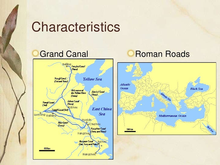 a comparison of the roman empire and han dynasty Political similarities between the han dynasty and the roman empire.