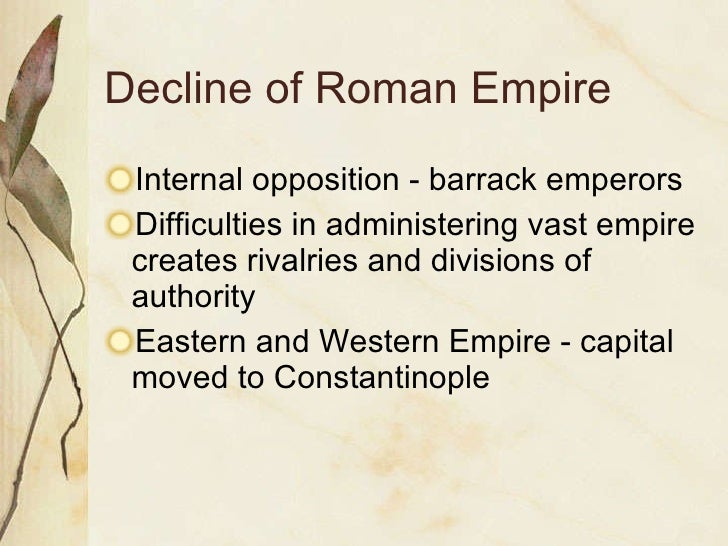 Compare and contrast imperial rome and