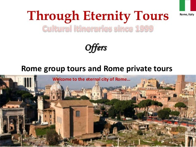 Through Eternity Tours Rome. Visit the underground chambers of the Colosseum with Through Eternity, walk the stairs up to the third level of the famous Roman amphitheater that could host more than 50, people.