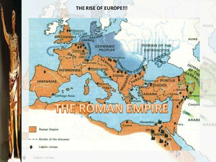 THE RISE OF EUROPE!!!