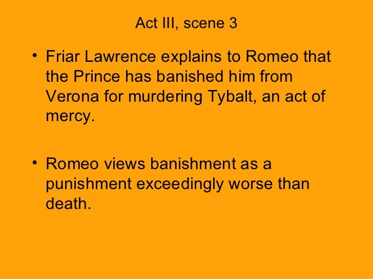the significance of friar lawrence in the lives of romeo and juliet Friar laurence comes out, expecting a letter from romeo, but friar john explains to friar laurence that he was unable to deliver friar laurence's letter to romeo friar laurence sends friar john to get a crowbar and makes plans to be there when juliet awakes, write again to romeo in mantua, and hide juliet in his cell until romeo arrives.