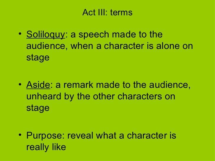 Romeo and Juliet, Act III