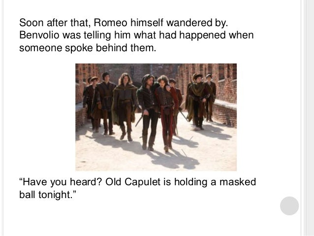 justice around the deaths of romeo montague and juliet capulet Home romeo and juliet: live from shakespeare's  a capulet notices that romeo montague is at  nurse talks all around the issue of romeo's promise to juliet.