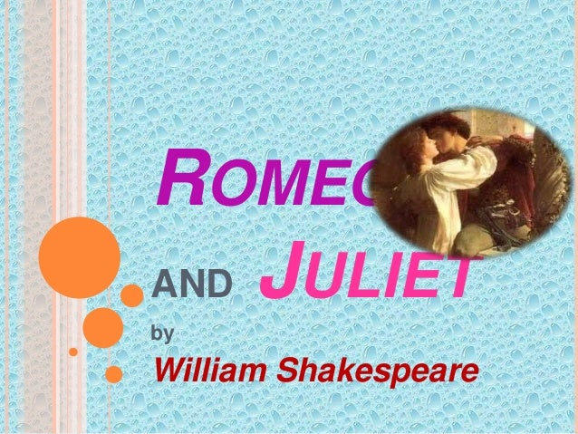 William Shakespeare's Works/Tragedies/Romeo and Juliet