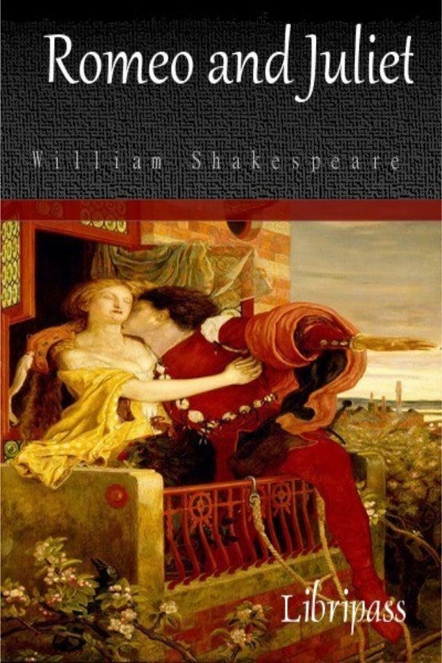 Romeo and juliet -william shakespeare