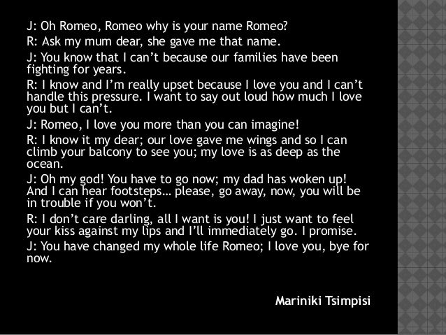 Romeo and juliet is more about love than death essay