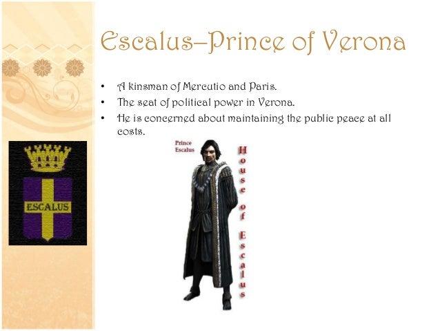 prince escalus monologue