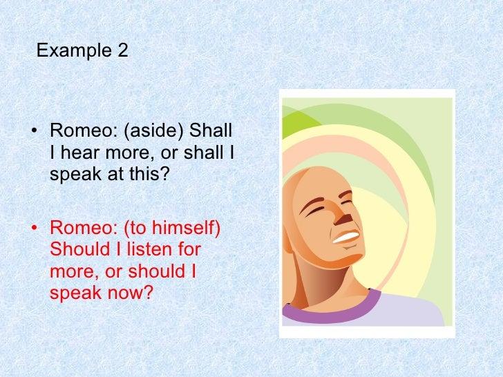 Romeo and juliet reflection statement
