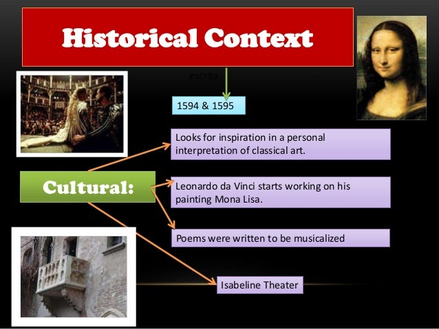 romeo and juliet context Although the prologue distinctly explains that romeo and juliet the extents of romeo and juliets love english literature essay within the play are theoretical when discussing whether romeo and juliet are in love with each other this is due to the context surrounding the quote, juliet.