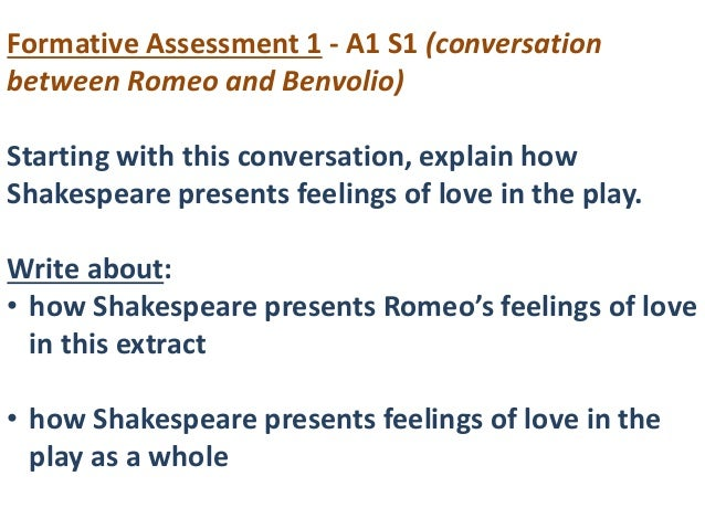 examine the way shakespeare presents the relationship between romeo and rosaline and romeo and julie Romeo and juliet introduction  courtly love' between romeo and rosaline explore how shakespeare presents romeo's relationship with juliet and.