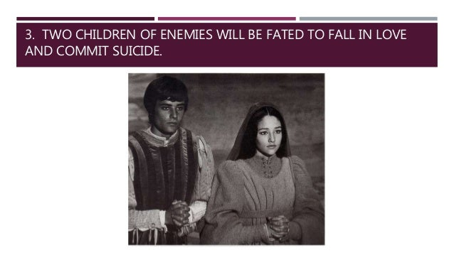 romeo and juliet destiny poor human choice While reading shakespeare's romeo and juliet, fate has been brought up many times fate is the definitive trouble causing factor in the play romeo and juliet many characters, even the pair of lovers themselves have acknowledged fate's cruel ploy.