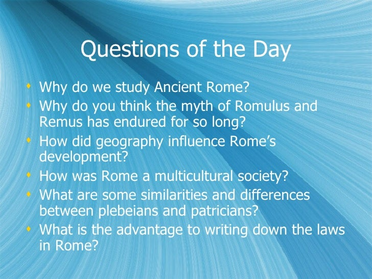 an analysis of equality between the patricians and plebs The plebs were, in ancient rome, the general body of free roman citizens who were not patricians, as determined by the census the precise origins of the group and.