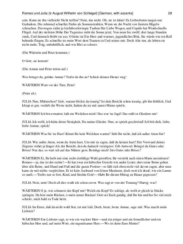 Ausgezeichnet Romeo Und Julia Arbeitsblatt Antworten Zeitgenössisch ...