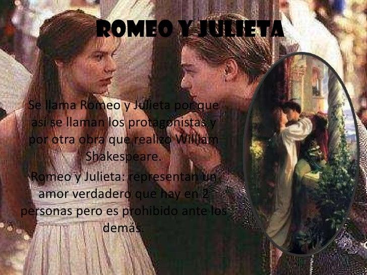 Romeo Y Julieta 3