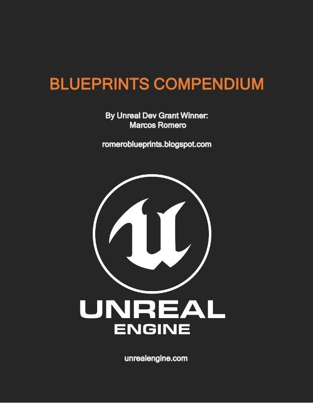 Romero Blueprint Compendium