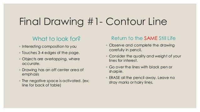 Rules For Contour Line Drawing : Romero britto still life
