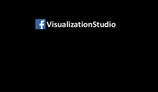 2016-11-08 Romero: What can Visualization do for You? 1 VisualizationStudio