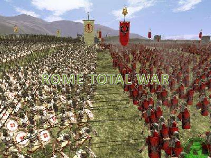 ROME TOTAL WAR<br />