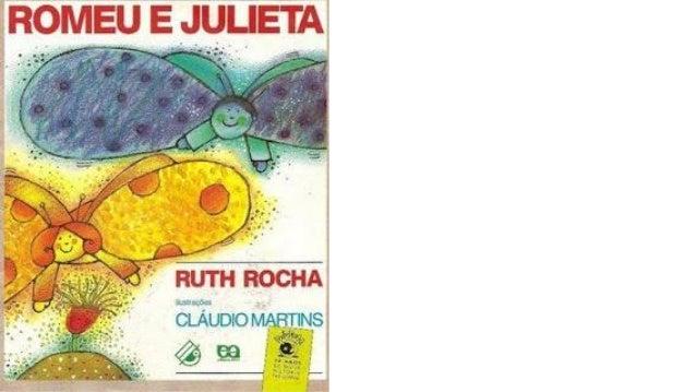 Romeu e julieta   ruth rocha