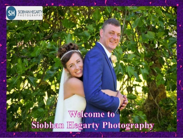 We understand the importance of wedding photography for you; this inspires Rome wedding photographers at Siobhan Hegarty P...