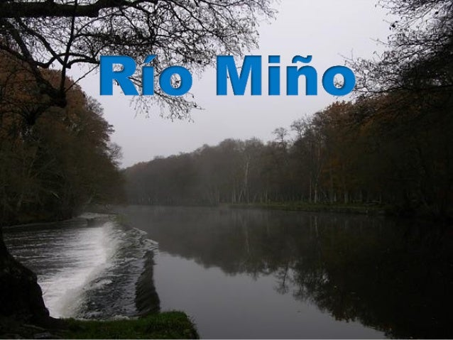 O MIÑO é o río máis longo e máis importante de Galiza. Percorre o seu territorio de Nordeste a Suroeste recollendo auga de...