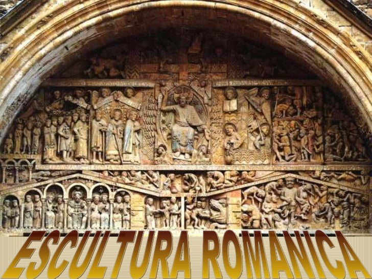 ESCULTURA ROMÀNICA