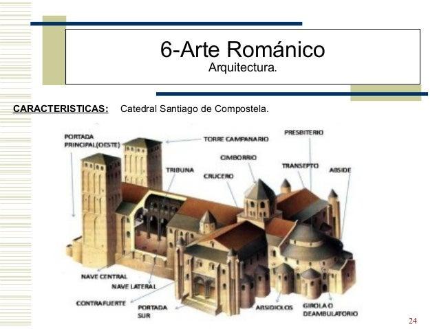 Rom nico - Santiago de compostela arquitectura ...