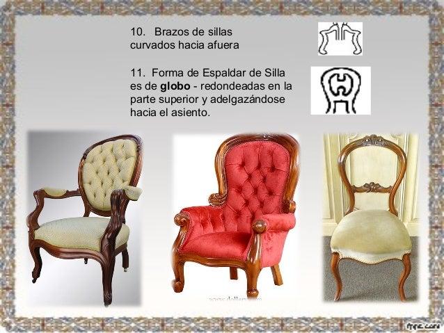Excelente Muebles De Asiento Victoriano Cresta - Muebles Para Ideas ...