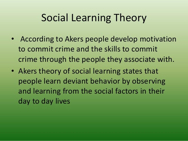 the social learning theory of bandura essay Social learning theory (bandura) a model essay answer for psya3 aggression (aqa a psychology) by an a student who scored 100% in psya3.
