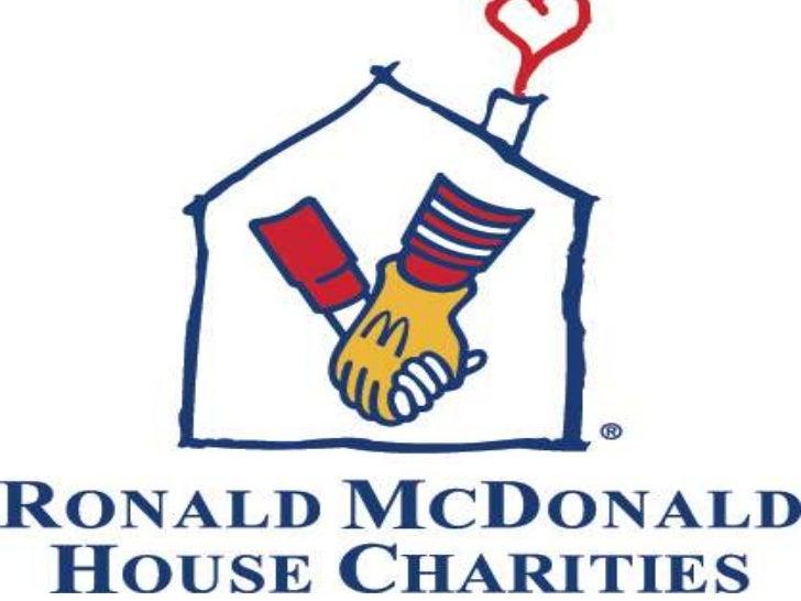 Ronald McDonald House Charities<br />