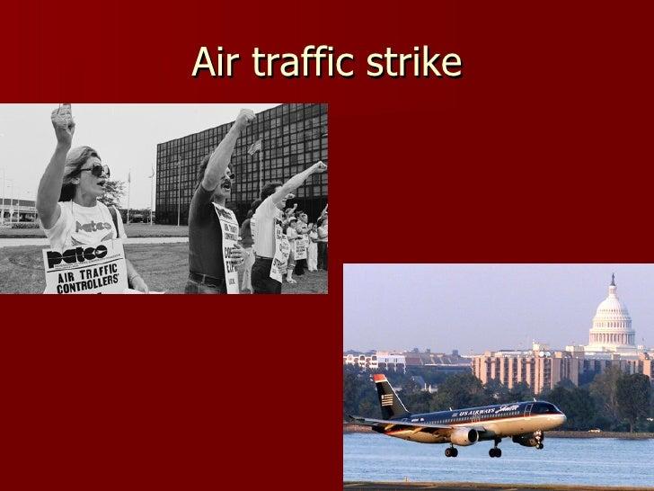 Air traffic strike