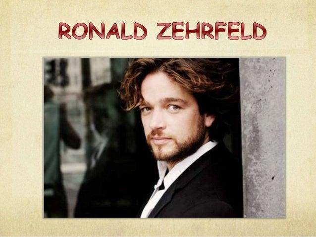 Ronald Zehrfeld  ist  am 15.Januar  1977  in Ost-Berlin  geboren.  Er ______  wuchs  in Berlin–  Schöneweide  ____ .  auf
