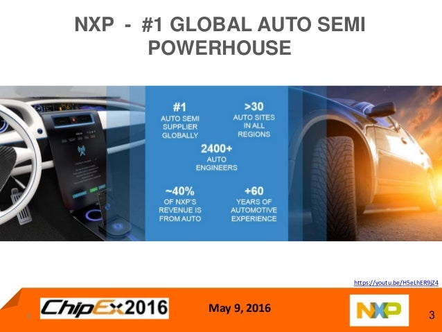Ronen Shtayer Director Of Asg Operations Amp Pmo Nxp