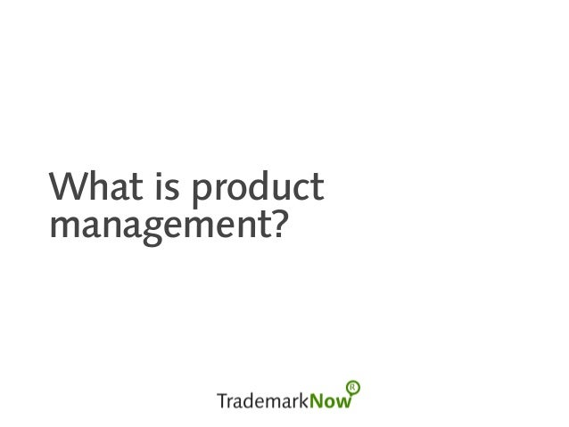 Product management – what makes or breaks a startup Slide 2