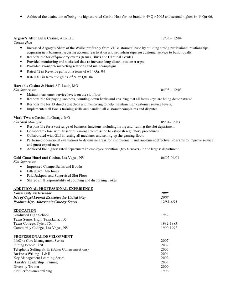 Vip Service Manager Resume MyPerfectResume Com