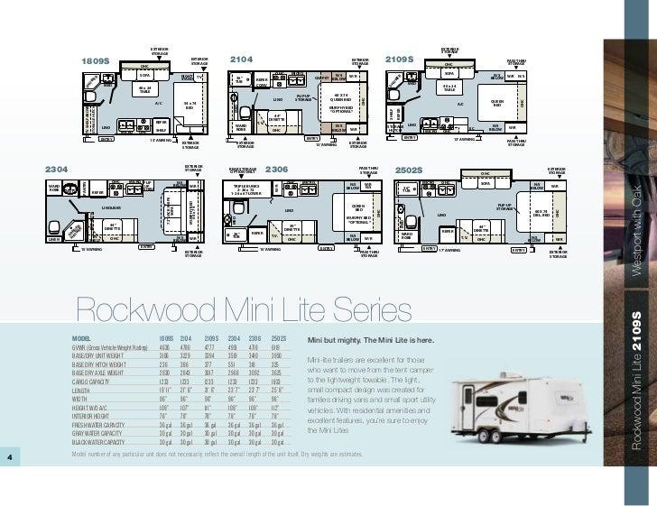 Rockwood Roo 2011 Brochure