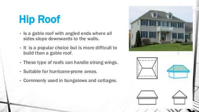 Roof for Gable roof advantages and disadvantages