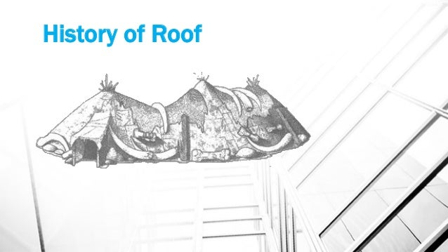 history of roofing Copper roofing has been around for thousands of generations learn about the history of copper, zinc, and aluminum metal roofing.
