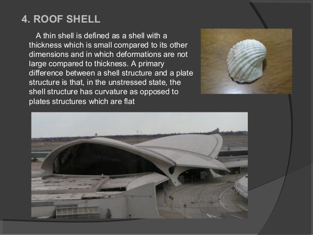 A thin shell is defined as a shell with a thickness which is small compared to its other dimensions and in which deformati...