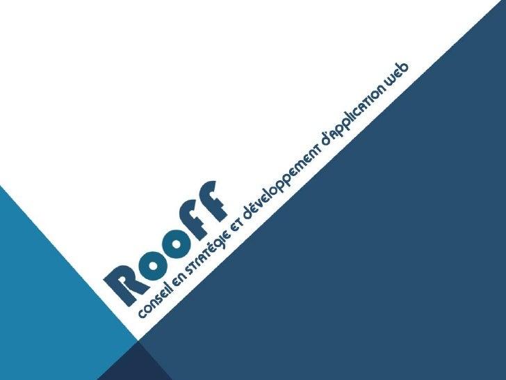 NOTRE OFFREServices-   Conseil, conception, et développement web, applications sociales et    interactives-   Jeux sociaux...