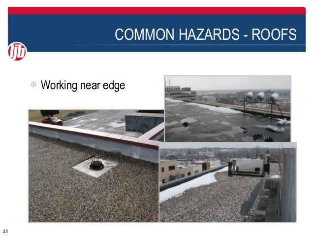 Facility Fall Protection Roof And Facade Maintenance
