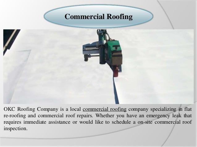 3. Commercial Roofing OKC Roofing Company ...