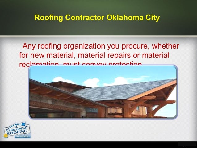 Roofing Contractor Oklahoma ...