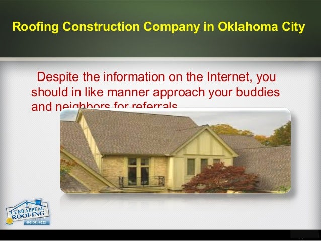 Roofing Construction Company In Oklahoma ...