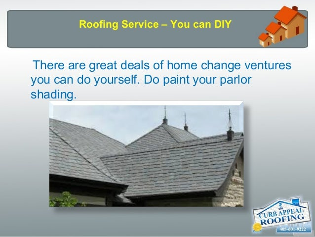 Charming Roofing ...