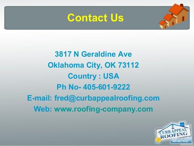 7. Contact Us 3817 N Geraldine Ave Oklahoma City ...